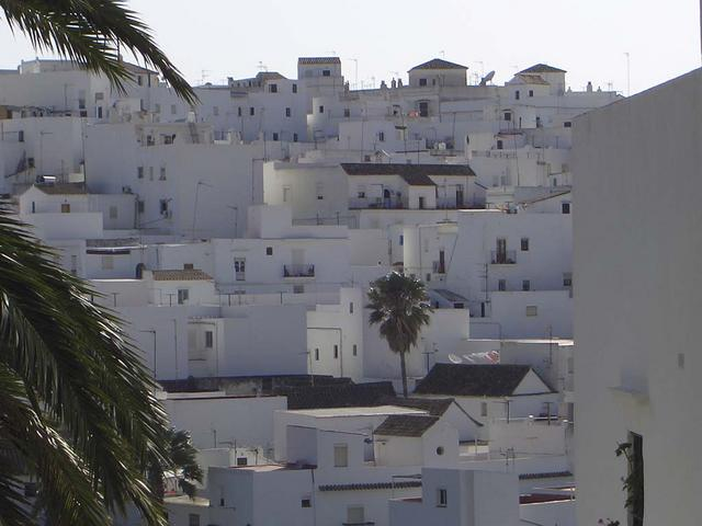 White Towns Of Andalusia Wikipedia