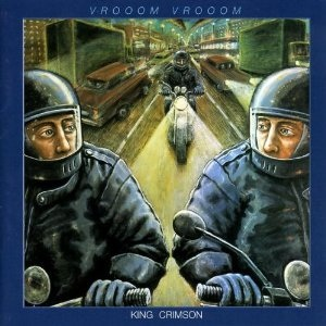 <i>Vrooom Vrooom</i> 2001 live album by King Crimson