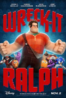 Wreck-It Ralph (2012) Bluray 720p Subtitle Indonesia