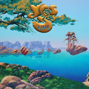 <i>Yes 50 Live</i> 2019 live album by Yes