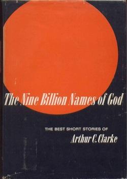 Image result for nine billion names of god clarke