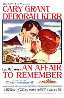 Resultado de imagen de an affair to remember