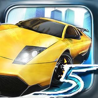 <i>Asphalt 5</i> video game