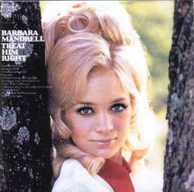 <i>Treat Him Right</i> 1971 studio album by Barbara Mandrell