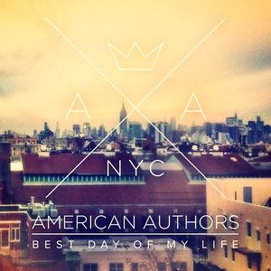 American Authors — Best Day of My Life (studio acapella)