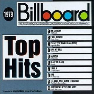 Billboard top hits 1979 wikipedia for Best of the best wiki