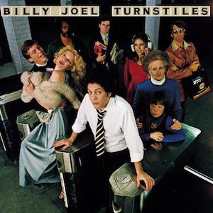 <i>Turnstiles</i> (album) 1976 studio album by Billy Joel