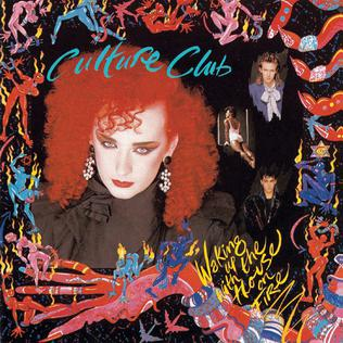 <i>Waking Up with the House on Fire</i> 1984 studio album by Culture Club