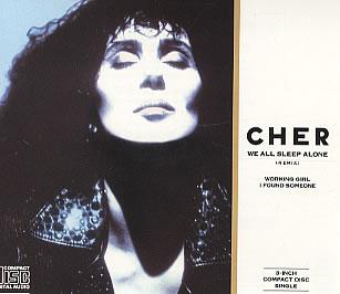 We All Sleep Alone 1988 single by Cher