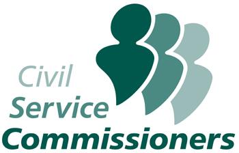 First Civil Service Commissioner Wikipedia