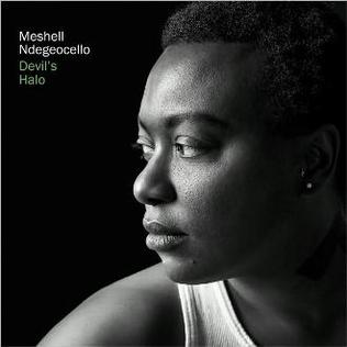 <i>Devils Halo</i> 2009 studio album by MeShell Ndegéocello