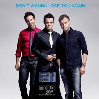 Dont Wanna Lose You Again