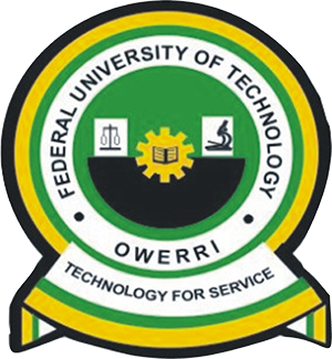 FUTO Supplementary Admission Form 2018