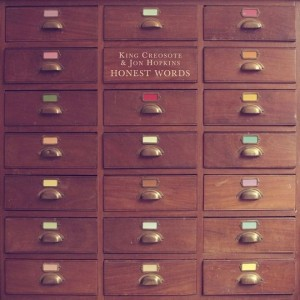 <i>Honest Words</i> 2011 EP by King Creosote & Jon Hopkins