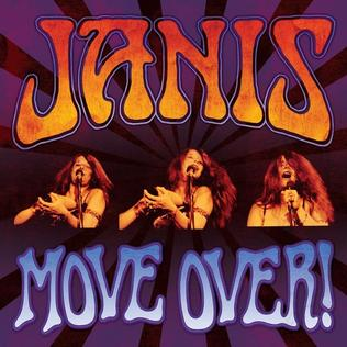 <i>Move Over!</i> 2011 compilation album by Janis Joplin