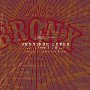 "Résultat de recherche d'images pour ""cd single jennifer lopez jenny from the block france"""