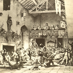 <i>Minstrel in the Gallery</i> 1975 studio album by Jethro Tull