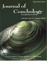 Journal Of Conchology