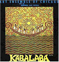 <i>Kabalaba</i> 1978 live album by Art Ensemble of Chicago