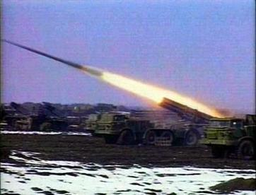 Katusha rocket