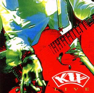 <i>Live</i> (Kix album) 1993 live album by Kix