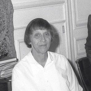 Lilly Kahil French-Swiss archaeologist & scholar