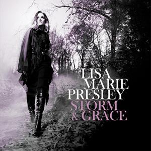 <i>Storm & Grace</i> 2012 studio album by Lisa Marie Presley