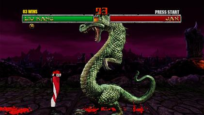 """Teremos um """"ality"""" retornando em Mortal Kombat X Liu_Kang_Fatality"""