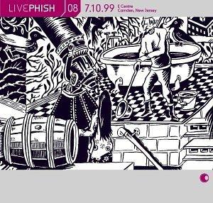 <i>Live Phish Volume 8</i> 2002 live album by Phish