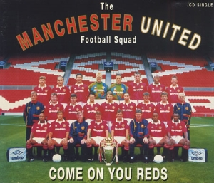 Come On You Reds 1994 single by Status Quo and 1993–94 Manchester United F.C. season