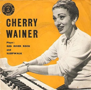Cherry Wainer South African musician