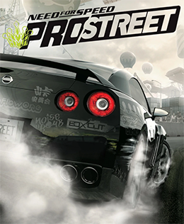 Picture of a game: Need For Speed Prostreet