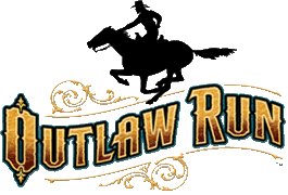 Outlaw Run Wooden roller coaster at Silver Dollar City