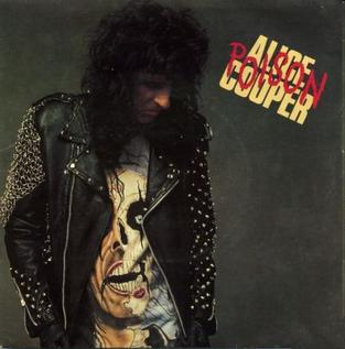 Poison (Alice Cooper song) 1989 song by Alice Cooper