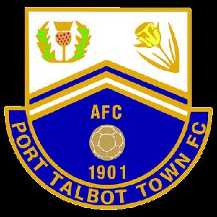Port Talbot Town F.C. Association football club in Port Talbot, Wales
