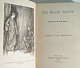 The Black Arrow: A Tale of the Two Roses - Wikipedia, the free ...