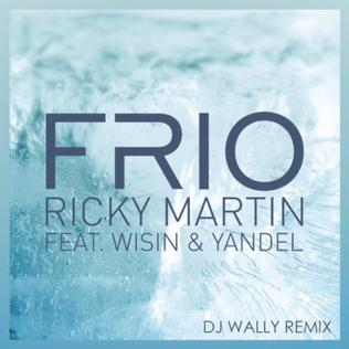 Frío (song) single by Ricky Martin and Wisin & Yandel