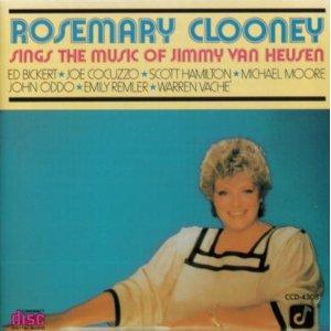 rosemary clooney sings the music of jimmy van heusen wikipedia. Black Bedroom Furniture Sets. Home Design Ideas
