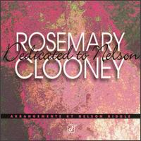 <i>Dedicated to Nelson</i> album by Rosemary Clooney