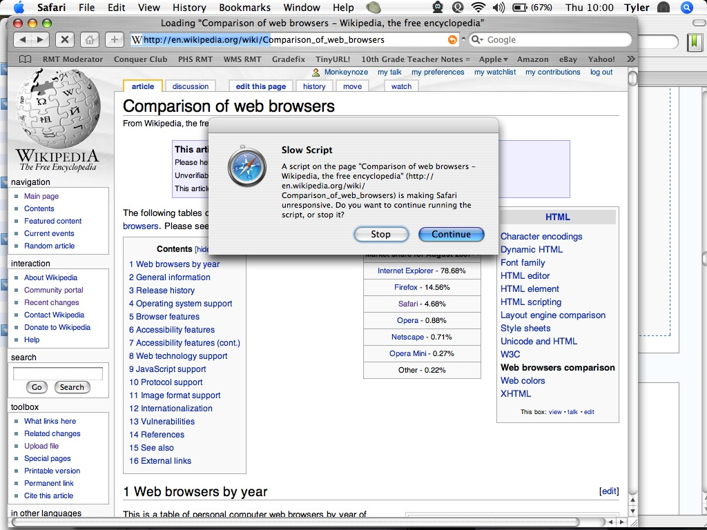 experiment on web browser speed The best web browsers with new options like edge, vivaldi, and brave, and neon, your browser choices have gotten more interesting than they've been in a long time by michael muchmore.