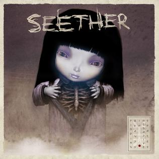 <i>Finding Beauty in Negative Spaces</i> 2007 studio album by Seether
