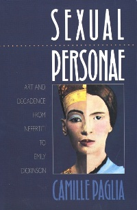 Sexual Personae (Camille Paglia book) cover.jpg
