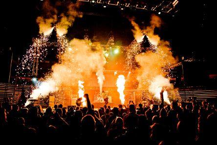 Fire Effects Tour Roy E Larsen Sanctuary