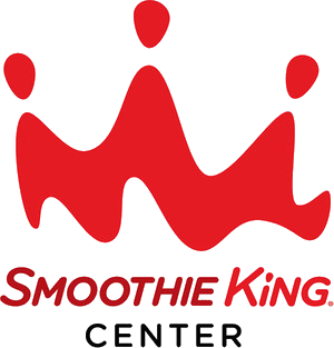 Smoothie King Center multi-purpose indoor arena in New Orleans, Louisiana