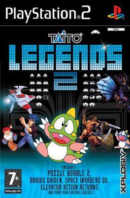 Taito Legends 2 Wikipedia