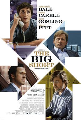Cover picture of The Big Short