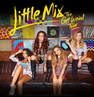 The Get Weird Tour 2016 concert tour by Little Mix