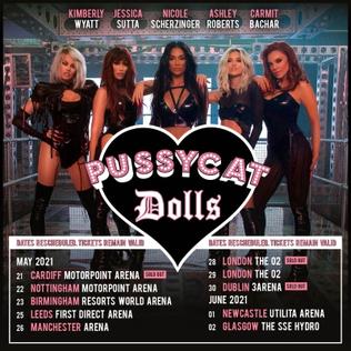 The Pussycat Dolls Tour