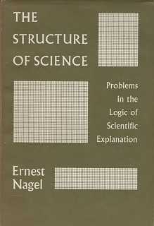<i>The Structure of Science</i> 1961 book by Ernest Nagel
