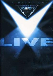 <i>A Night of Triumph</i> 2004 live album by Triumph